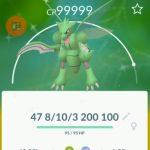 Pokemon GO Shiny Scyther