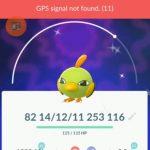 Pokemon GO Shiny Natu