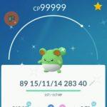 Pokemon GO Shiny Marill