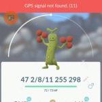 Pokemon GO Shiny Sudowodo