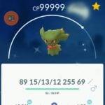 Pokemon GO Shiny Misdreavus