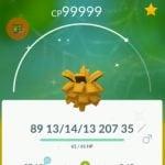 Pokemon GO Shiny Pineco