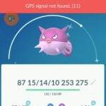 Pokemon GO Shiny Qwillfish
