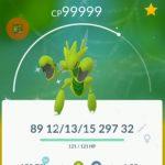 Pokemon GO Shiny Scizor