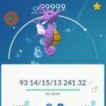 Pokemon GO Shiny Kingdra