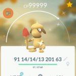 Pokemon GO Shiny Smeargle