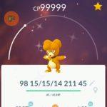 Pokemon GO Shiny Magby