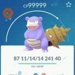 Pokemon GO Shiny Slowbro