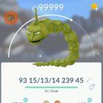 Pokemon GO Shiny Onix