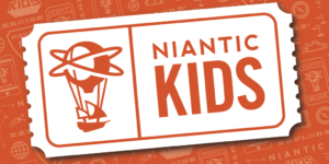 Niantic Kids log in platform
