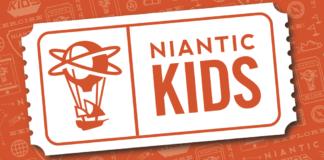 Niantic Kids log in platform