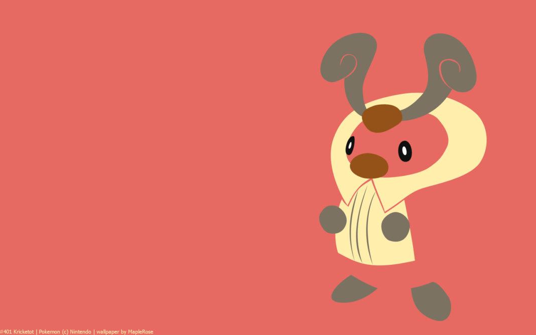 Pokemon GO Kricketot