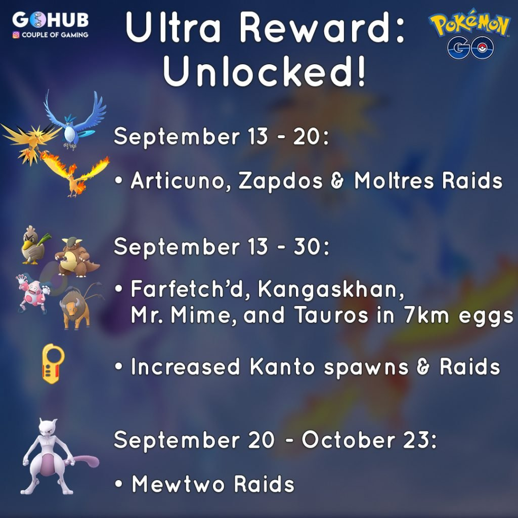 Ultra Bonus Reward