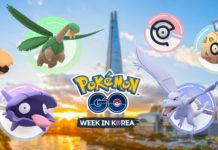 Pokemon GO Week Korea 2018