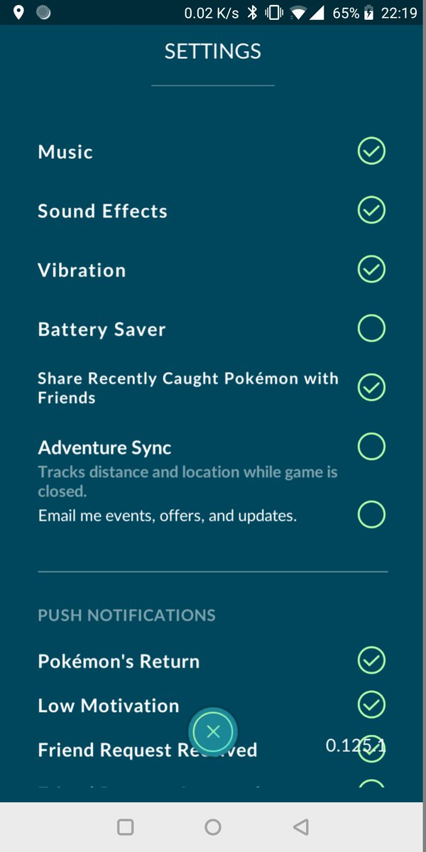 Adventure Sync in Pokemon GO: everything you need to know