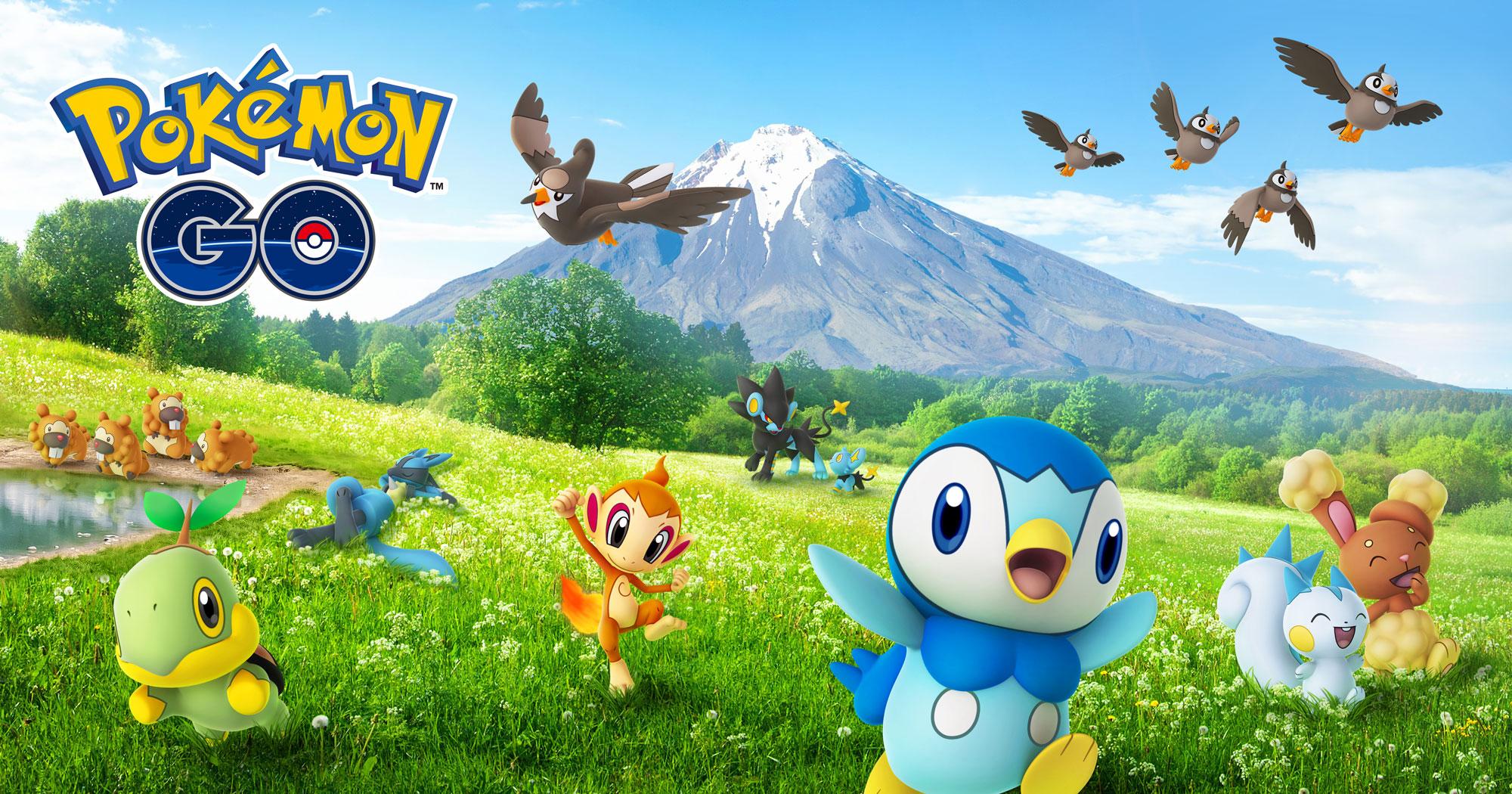 Gen IV info roundup: raids, eggs, regionals and shiny Shinx - Pokémon GO Hub