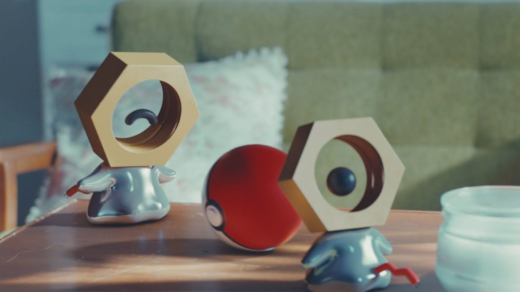 Pokémon GO Meltan