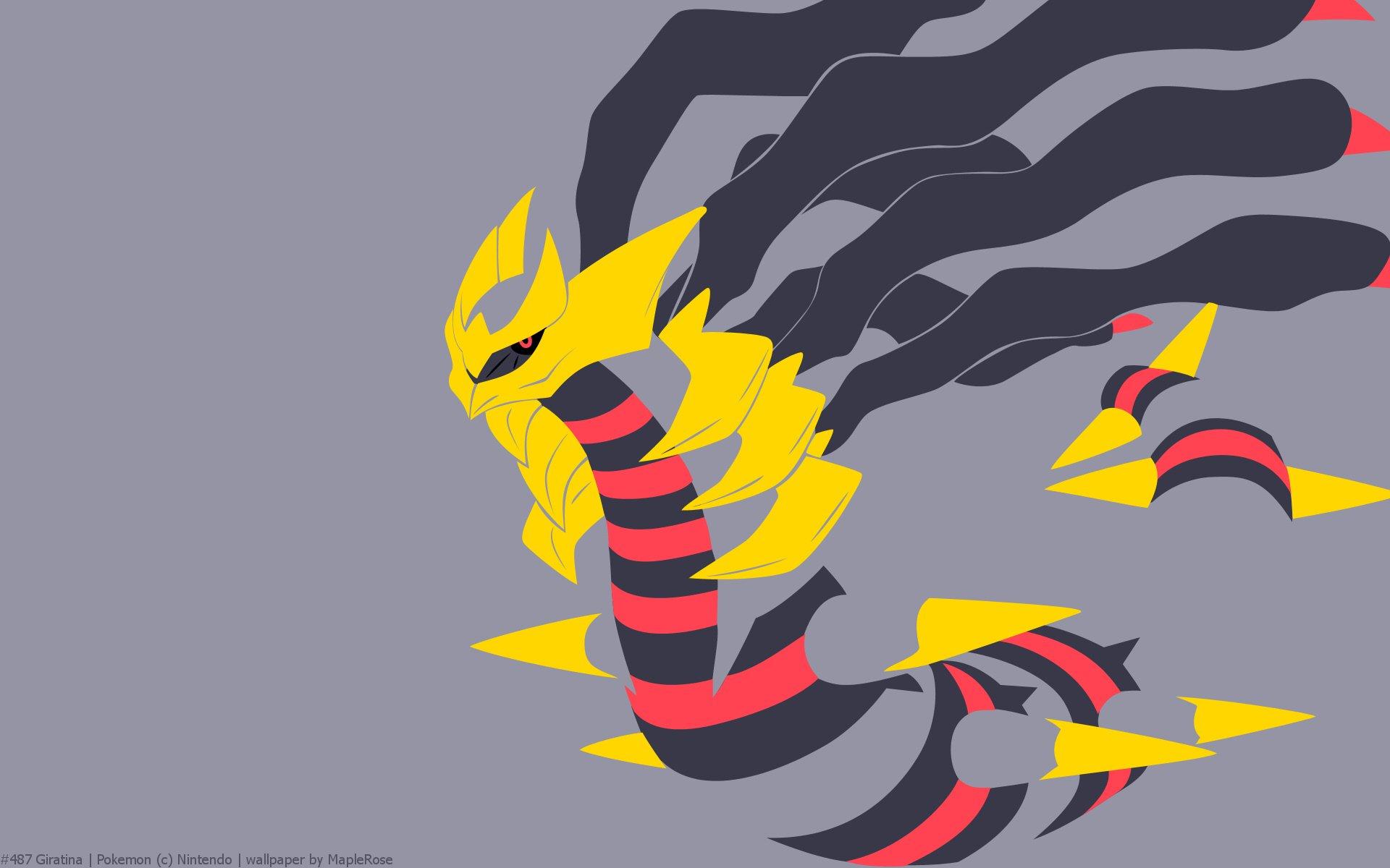 giratina pokemon go