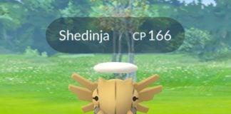 Pokemon GO Shedinja