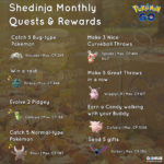 November Field Research - Bug type quests
