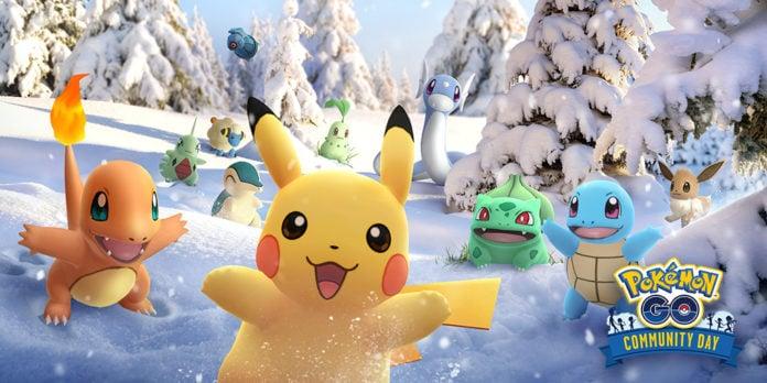 December Community Day Pokémon