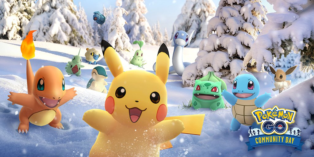 Pokemon GO December Community Day: Best Exclusive Moves to