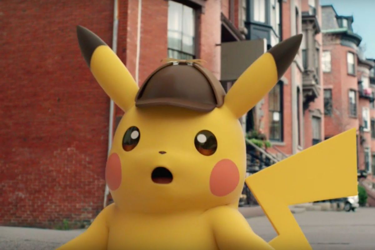 Pokemon Cinematic Universe Possibly In The Works After Detective
