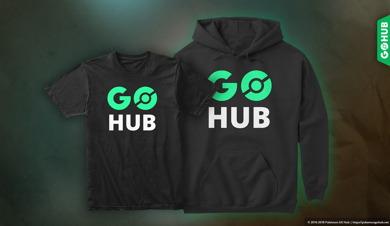 93c47161b GO Hub shirts, mugs and hoodies are now finally available again ...