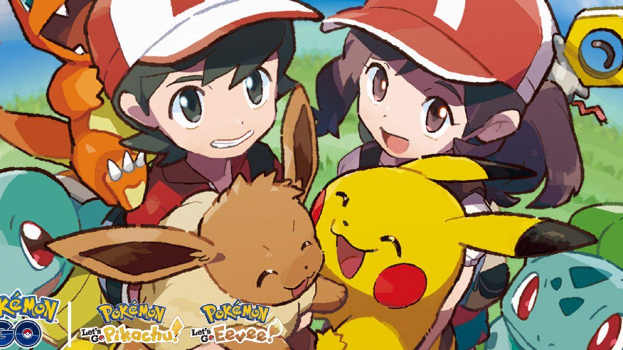 Pokemon Let's Go: Lure Mechanics | Pokemon GO Hub