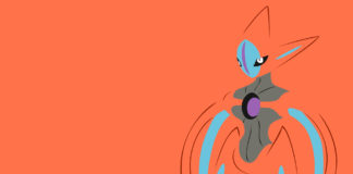 Attack Form Deoxys