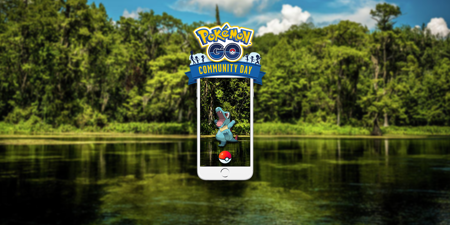 Totodile Community Day Guide: January 2019 Community Day