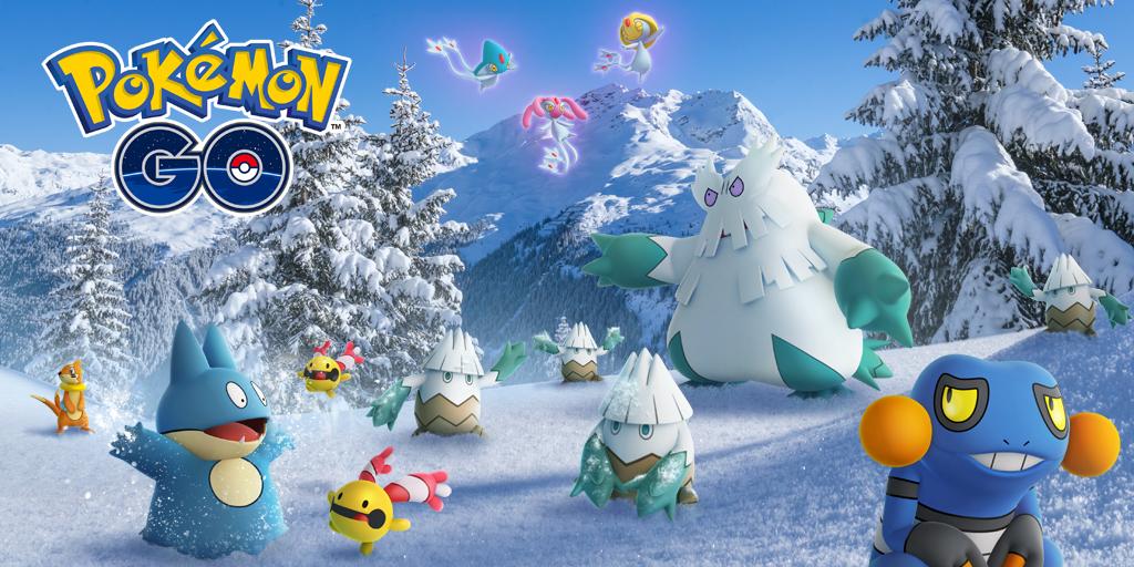 Pokemon Go Winter Event 2018 Announced!