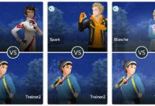 Pokemon GO PvP: battle against Team Leaders