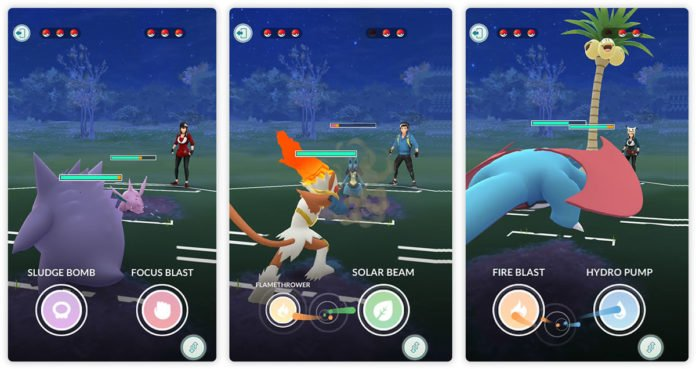 Pokemon GO PvP: Two Charged Moves