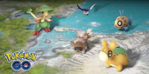 Hoenn celebration event Pokemon GO