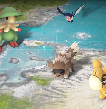 Hoenn celebration event Pokemon GO