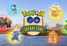 Pokemon GO Safari Zone Porto Alegre 2019