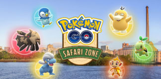 Pokemon GO Safari Zone Porto Alegre 2019