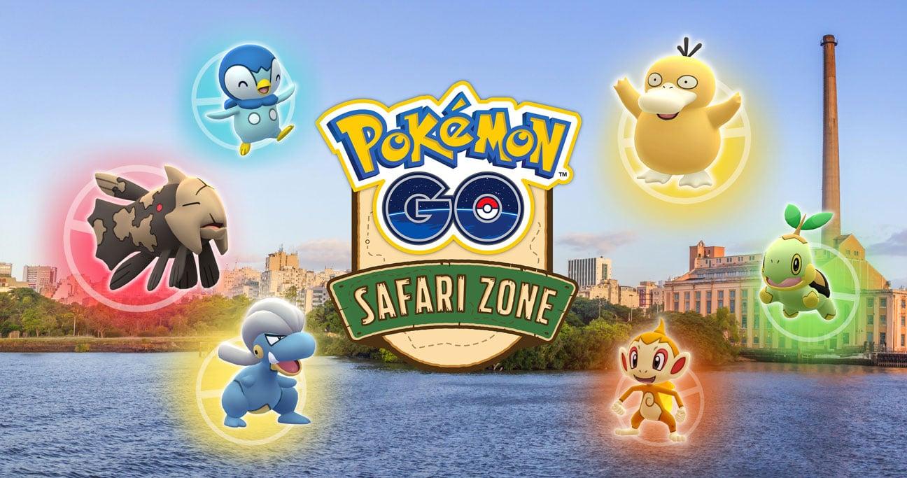Pokemon GO Safari Zone in Porto Alegre, Brasil 2019 | Pokemon GO Hub