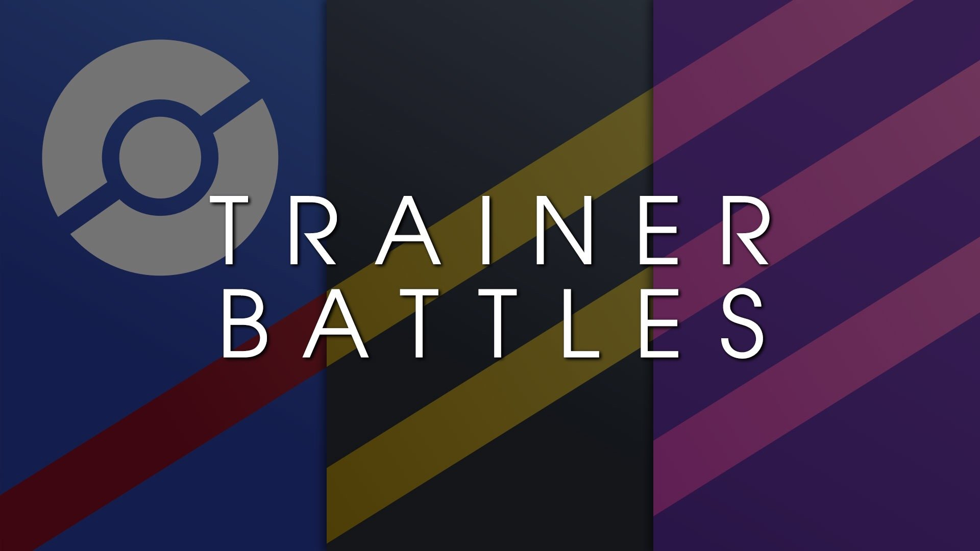 Trainer Battles Cover Image