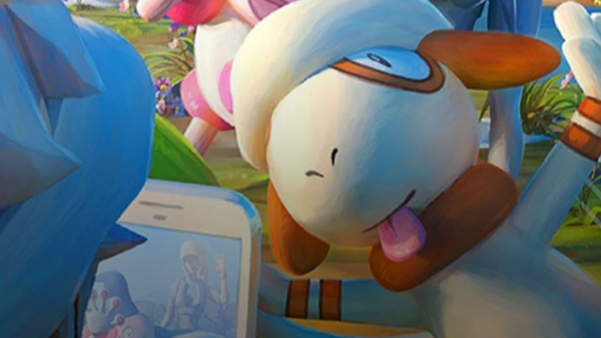 Finding and Understanding Smeargle in Pokémon GO | Pokemon GO Hub