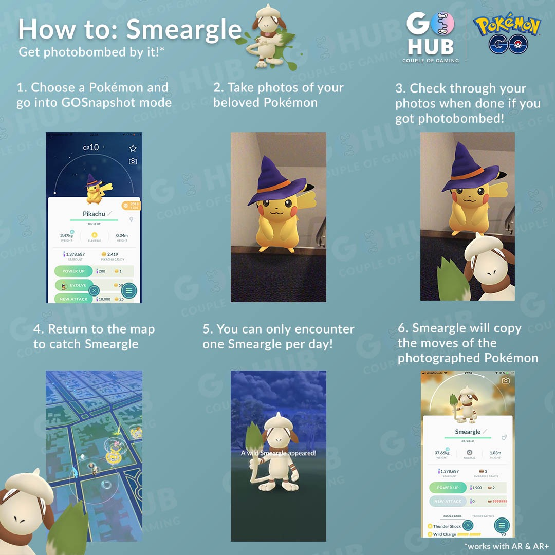 smeargle graphic