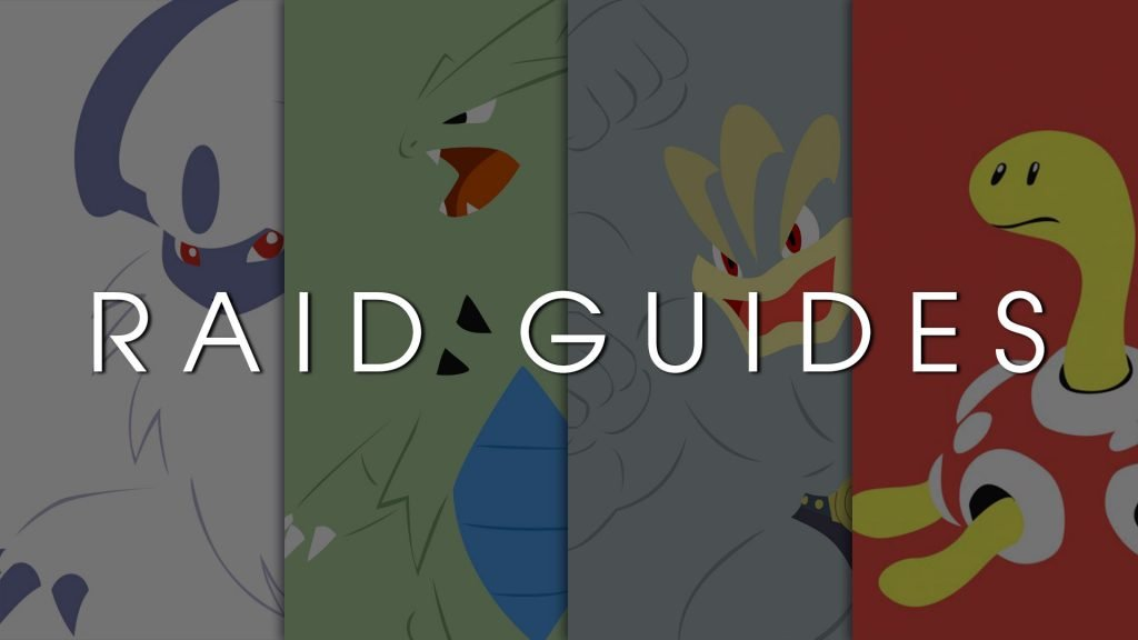 Pokemon GO Raid Guides