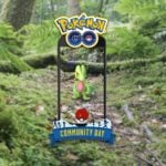 March Community Day Announced: Treecko, Frenzy Plant Sceptile