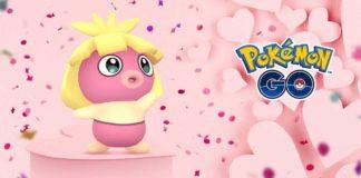 Pokemon GO Valentine's Day 2019
