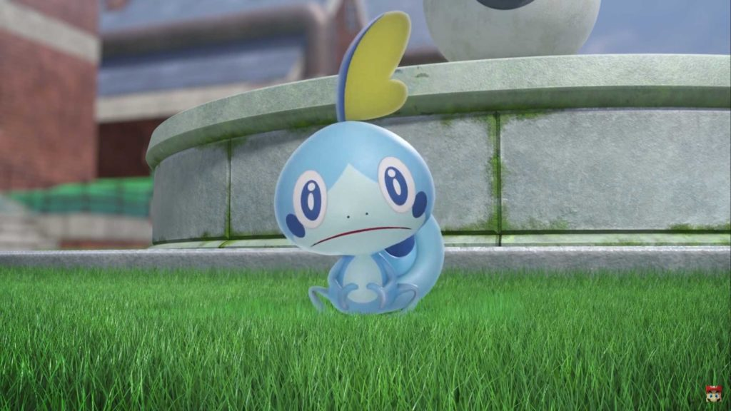 Pokémon Sword and Shield Sobble
