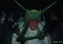 Rayquaza Header Image by MothaTude