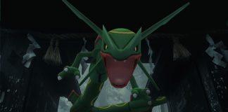 Rayquaza Header Image by MothaTude