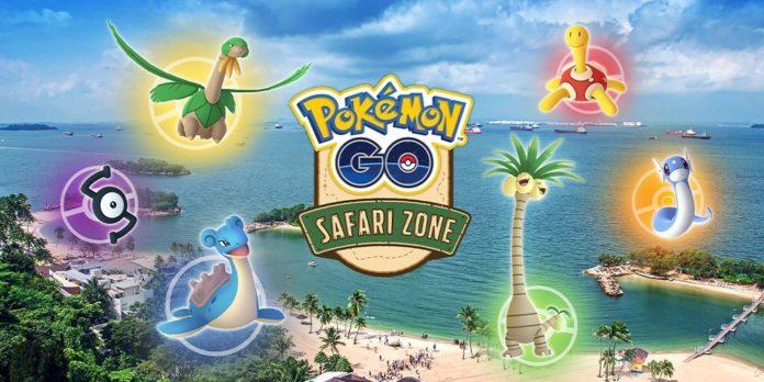Safari Zone Sentosa, Singapore