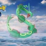 Rayquaza is Coming Back for a Special Raid Weekend Event!